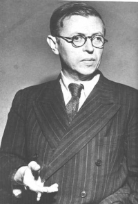 Jean-Paul Sartre,jean,paul,sartre