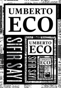 Umberto Eco - Sıfır Sayı,umberto,eco,sıfır,sayı